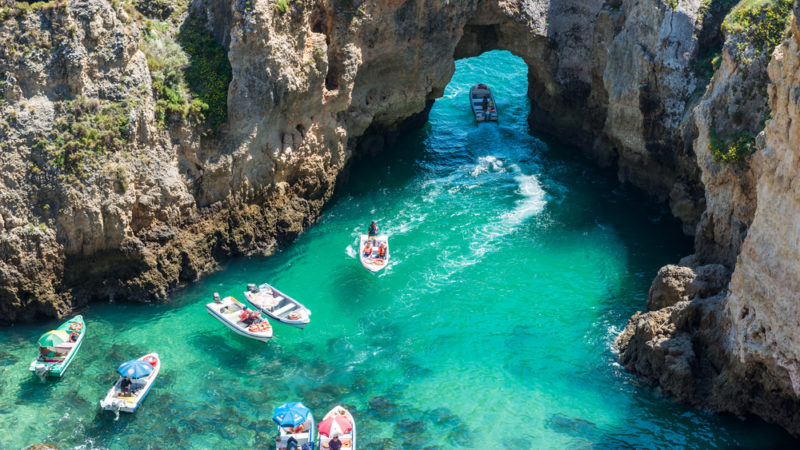 Portugal boat tours
