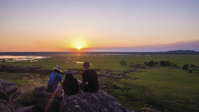 Kakadu Sunset, Photo by: Johan Lolos