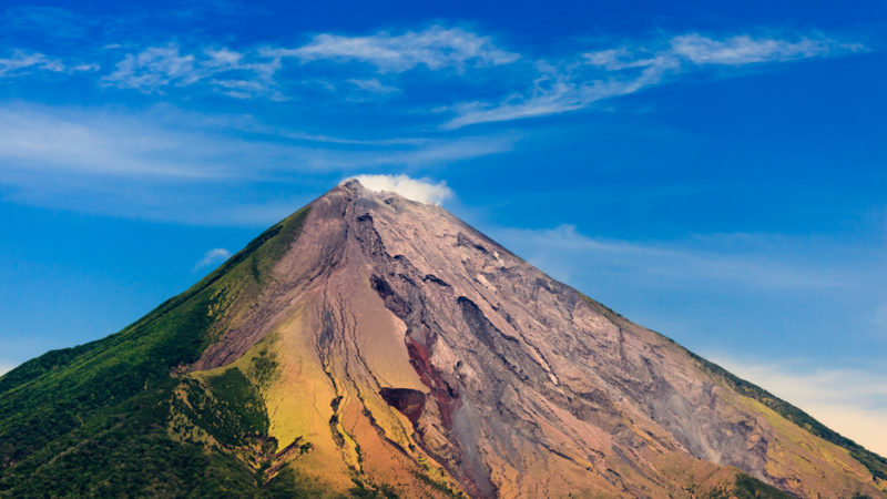 Conception Volcano, Nicaragua