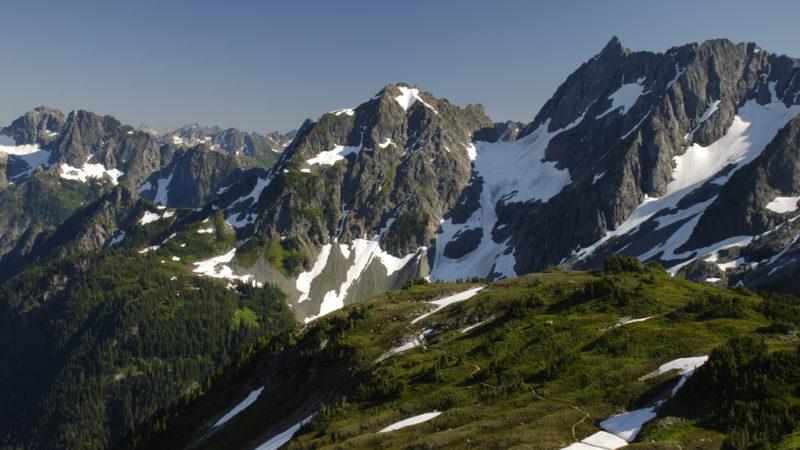 Cascade Pass and Sahale Arm