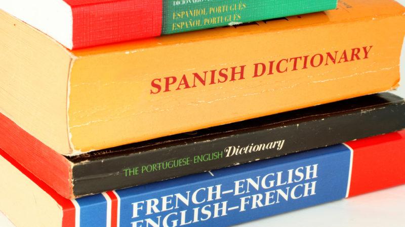 Travel Dictionaries