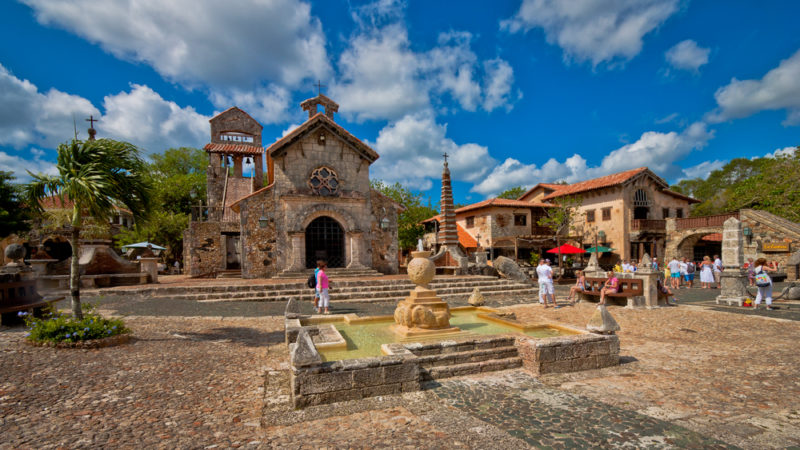 Altos de Chavon Dominican Republic