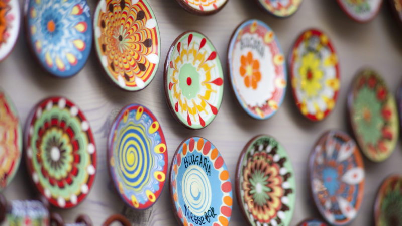 Bulgarian arts and gifts
