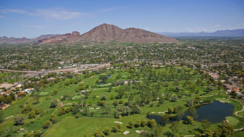 Golfing Phoenix