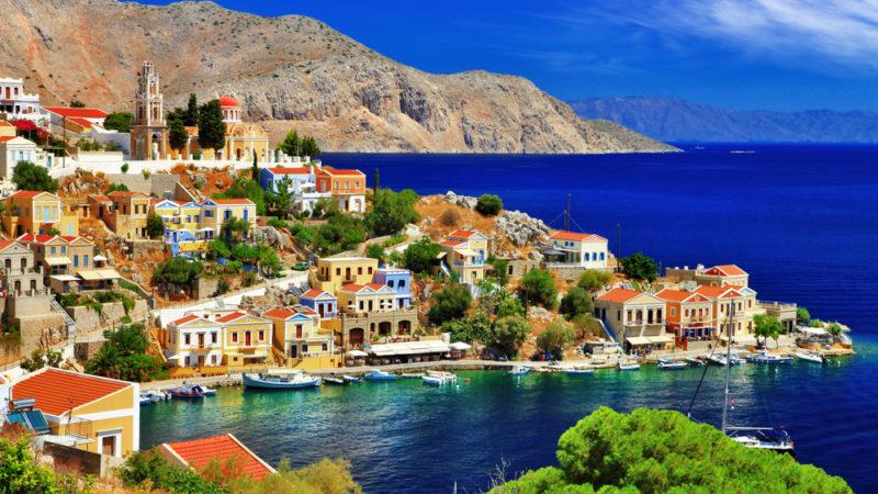 Island greece