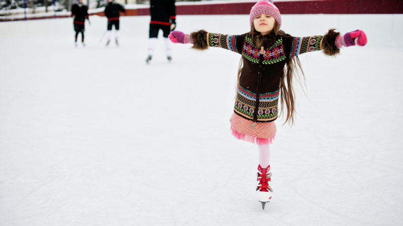 Patterson Park Ice Rink