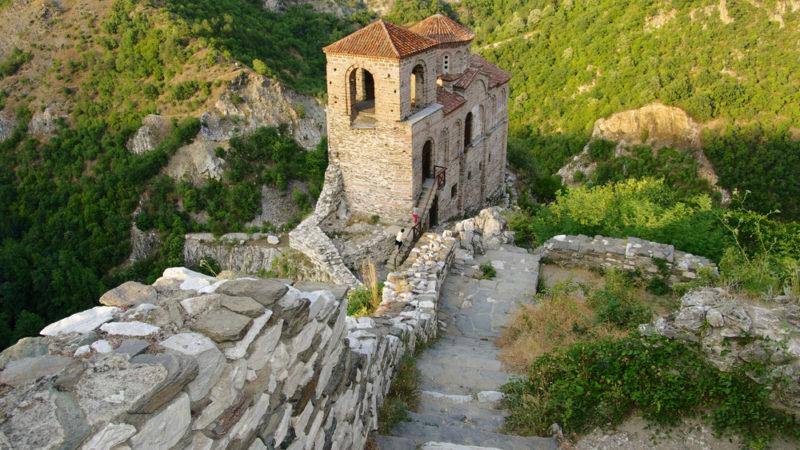 church of Holy Virgin of Petrich