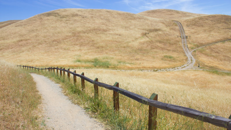 Alum Rock Park Trail