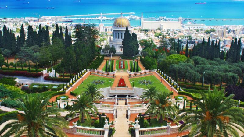Baha'i Gardens Haifa, Israel