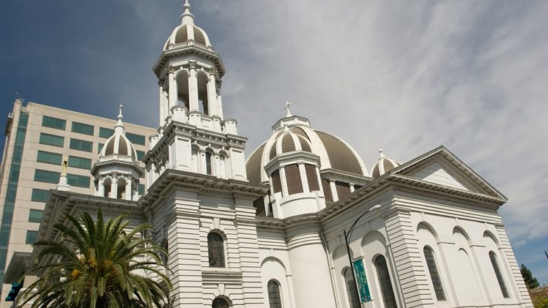 Cathedral Basilica of St. Joseph San Jose
