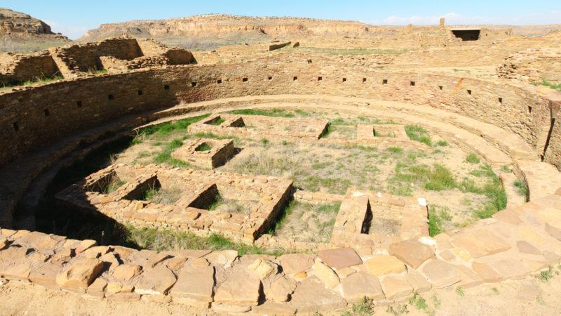 Chaco Culture Historic Site