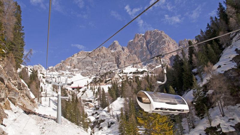 Cortina d'Ampezzo, Italian Alps