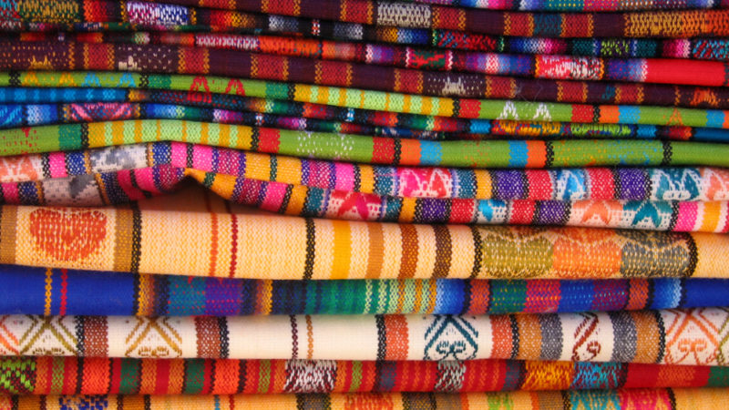 Ecuadorian crafts