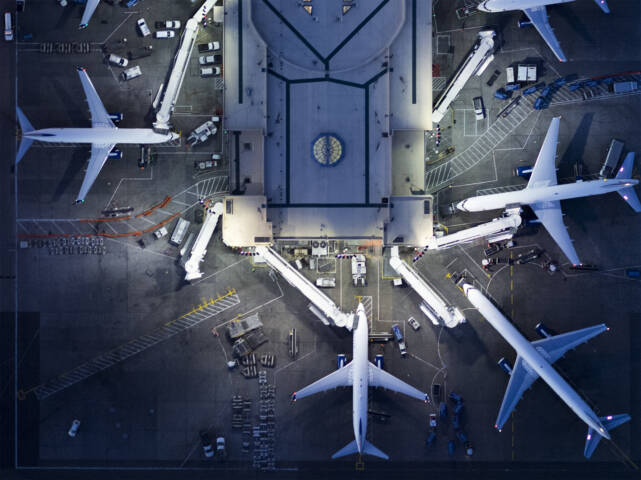 10 Most Beautiful Airports in the World
