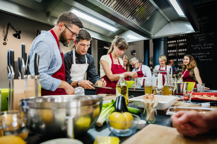 Becoming Top Chef on your Next Vacation