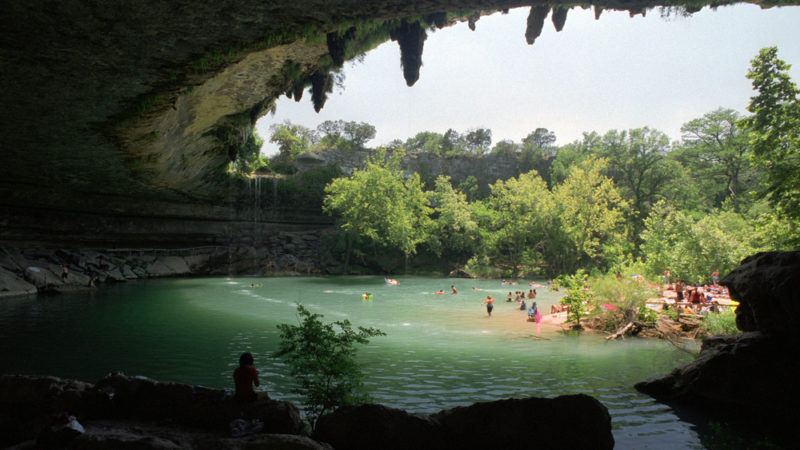 Hamilton Pool Austin TX