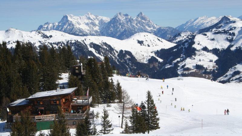 Kitzbuheler Alps, Austria