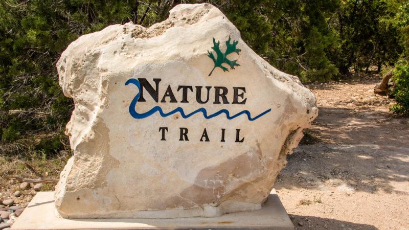 Nature Trail Austin Tx