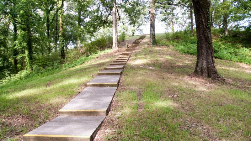 Poverty Point Historic Site Louisiana