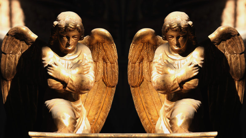 Praying Angels