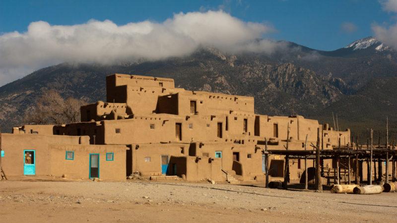 Taos Pueblo Historic Site