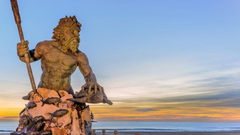 King Nepture Virginia Beach