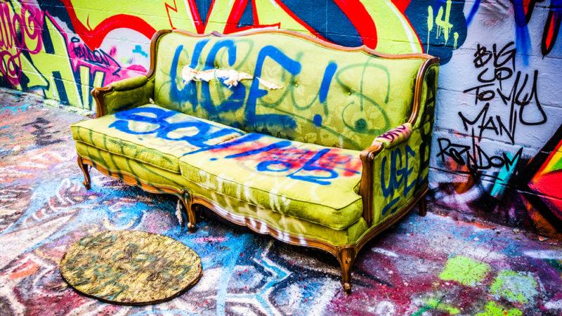 Graffiti Ally Baltimore