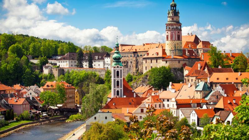 Historic Centre of Český Krumlov, Czech Republic