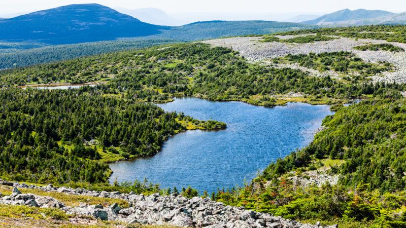 Parc National de la Jacques-Cartier Quebec