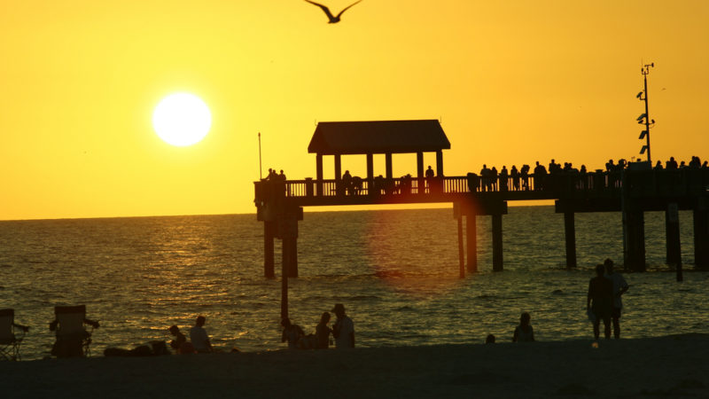 Sunset Pier 60 Clearwater