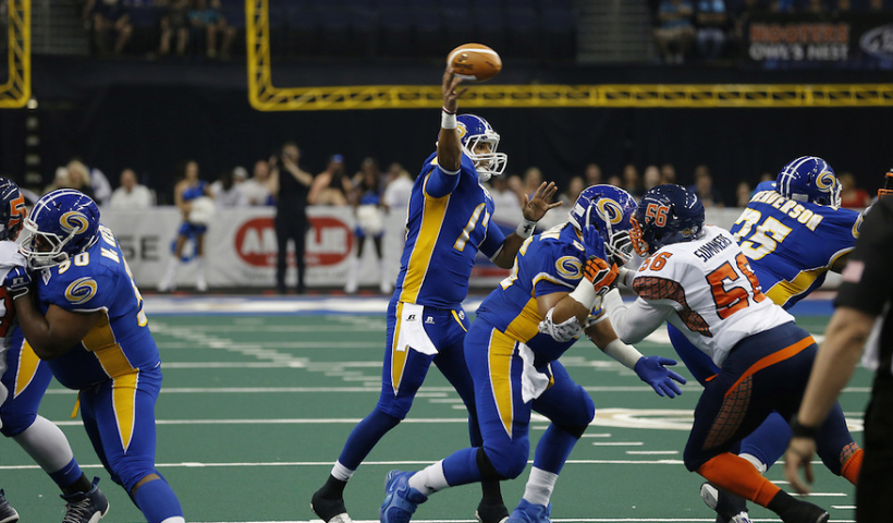 Photo by: Tampa Bay Storm