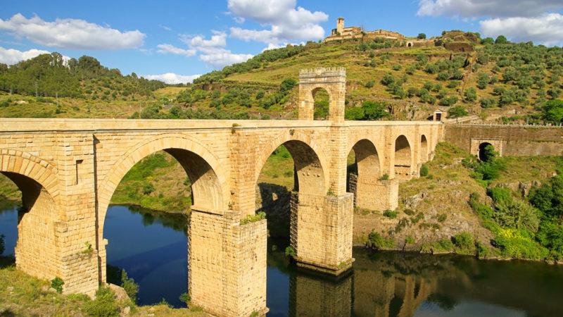 Alcantara Bridge Spain