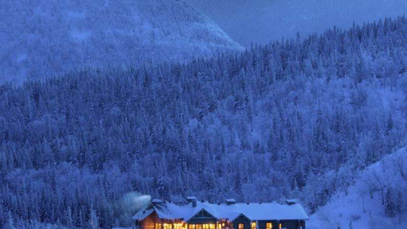 Photo by: Chic Choc Mountain Lodge