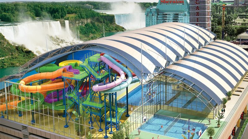Photo by: Fallsview Indoor Waterpark