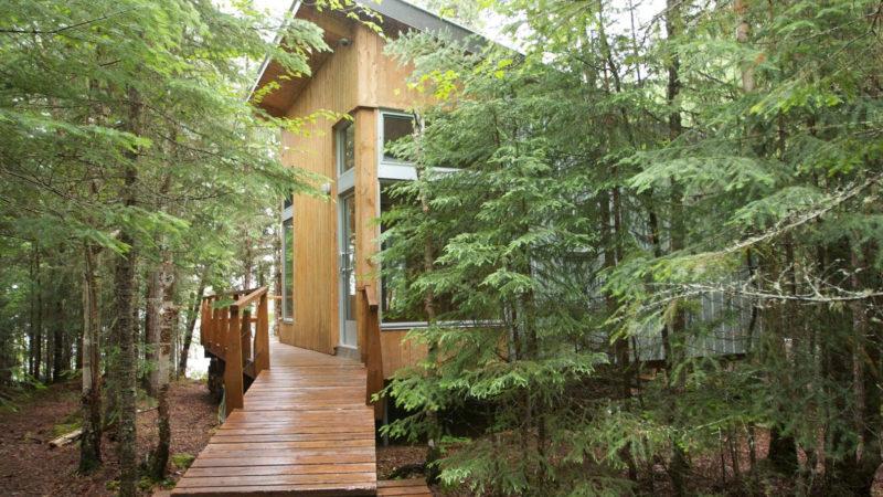 "Photo by: Carlos Muela"">Photo by: Lake Matagami Eco Lodge"