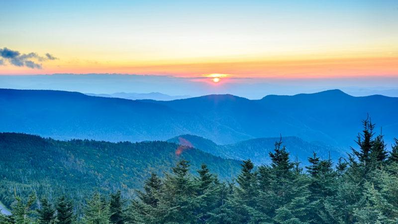 Mount Mitchell NC
