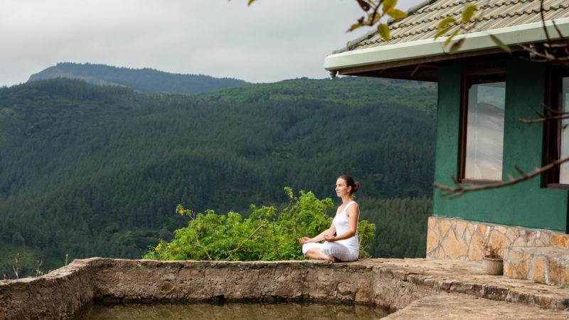 Sri Lanka Meditation