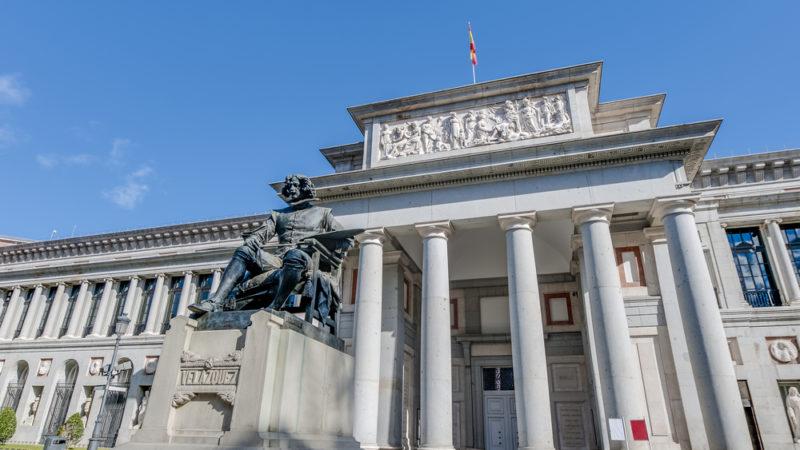 The Prado Museum Madrid