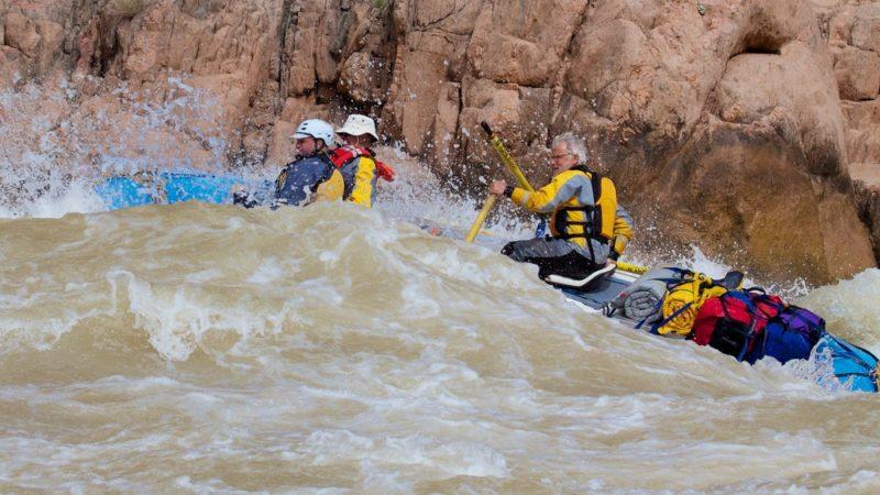 rafting grand canyon