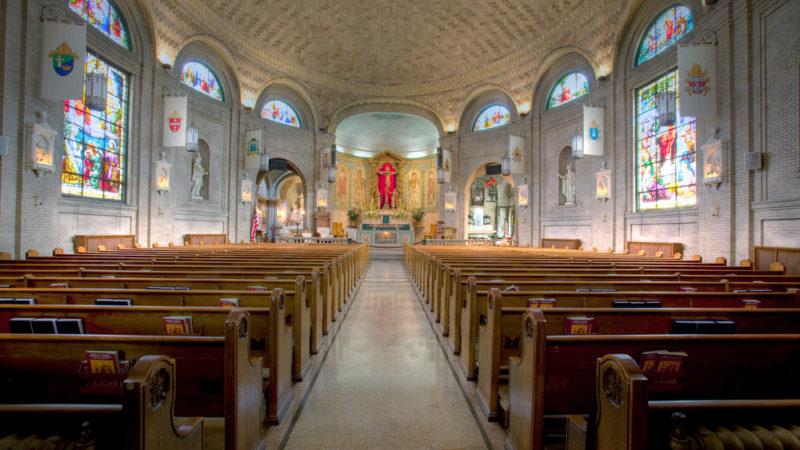Basilica of St. Lawrence Asheville