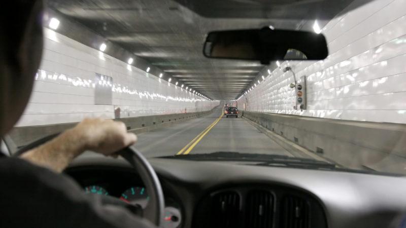 Detroit Windsor Tunnel