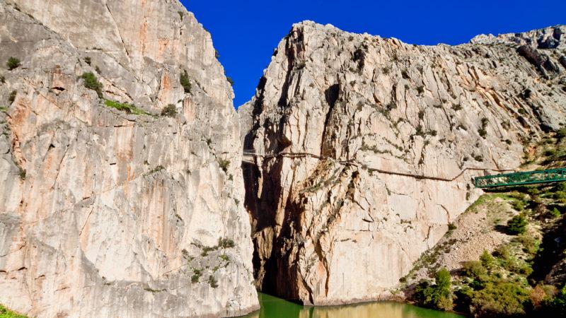 El Caminito del Rey -Spain
