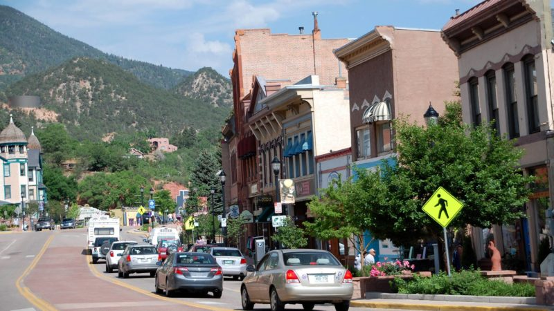 Photo by: Visit Manitou Springs