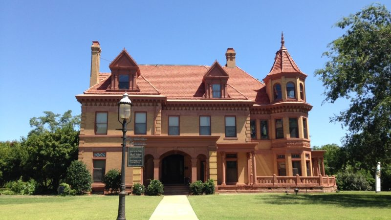 Photo by: Overholser Mansion