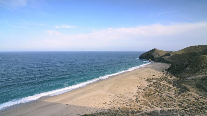Playa de los Muertos -Almeria, Spain