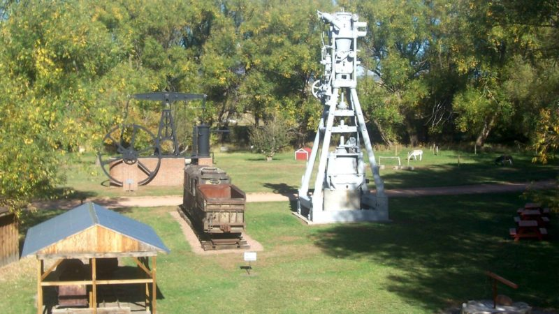 Photo by: Western Museum of Mining and Industry