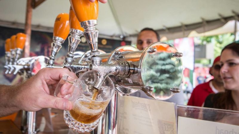 Photo by: Toronto's Festival of Beer