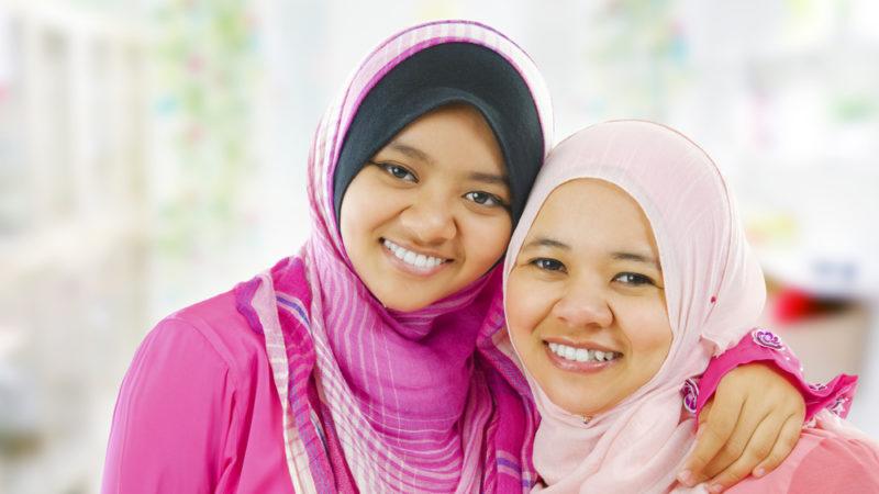 muslin women