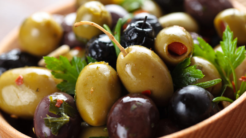 Aceitunas spanish olives