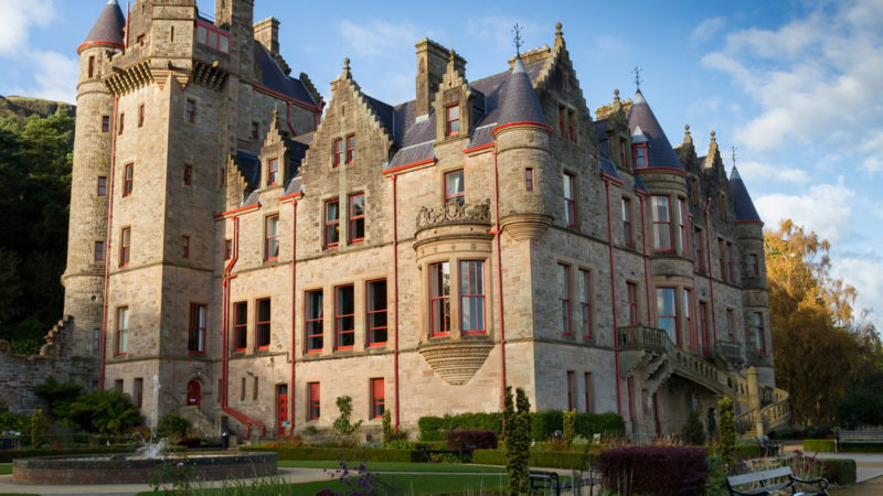 Belfast Estate Castle